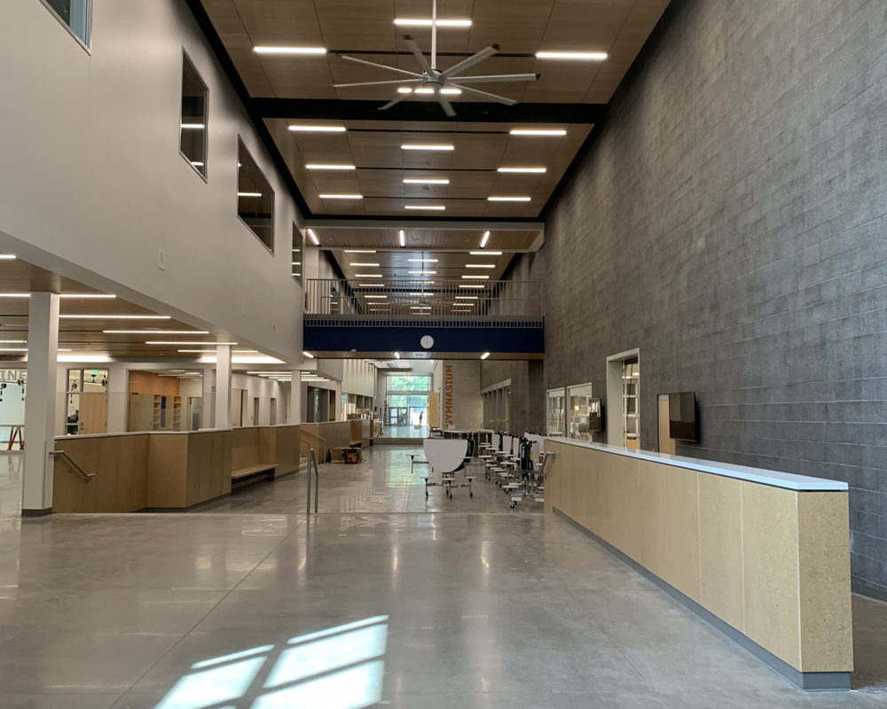 Caldera High School - Parda Natural 18